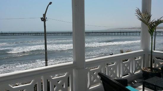 Foto de la estacion pacasmayo hotel pacasmayo vista al Los mejores hoteles sobre el mar
