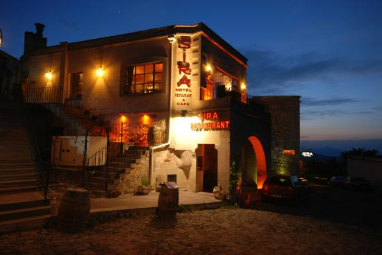Sira Otel: Night View