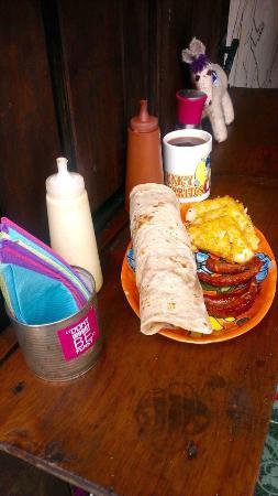Funky Burritos & Mezcales