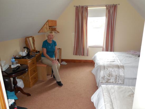 Ashfield Bed & Breakfast: Bedroom