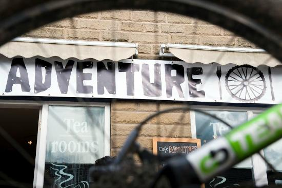 Hope Valley, UK: Cafe Adventure