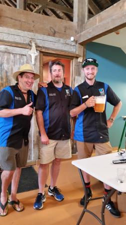 Granite State Growler Tours: The Beer  Bus Crew