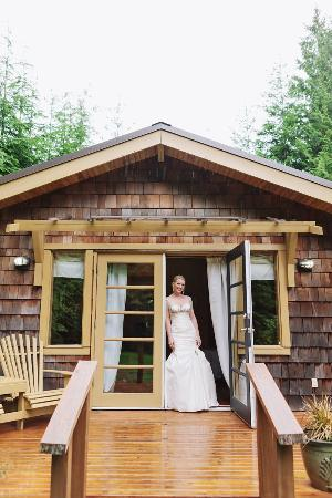 Ardtara Luxury Cottages: perfect place to get ready for a wedding!