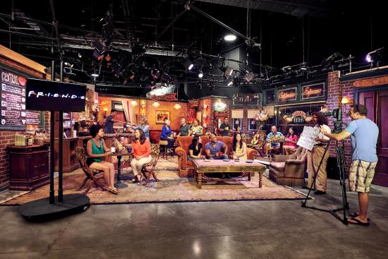 Burbank, CA: Visit the real Central Perk Set from Friends!