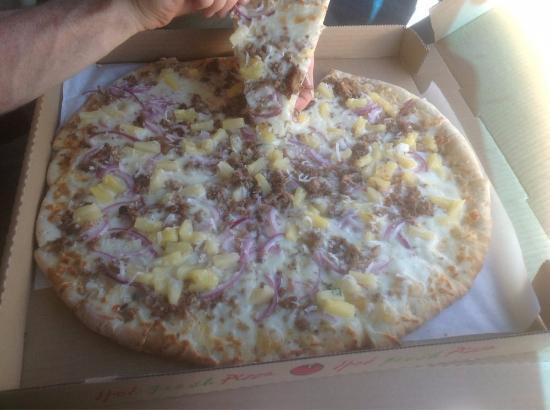 Humdinger's Gourmet Pizza Co.: Hang Ten