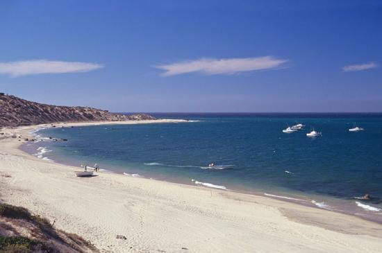 Playa Punta Colorada