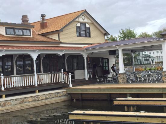 Lake House Restaurant Lake Bluff Il