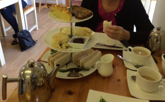 Tabnabs: Afternoon Tea minus a few sandwiches