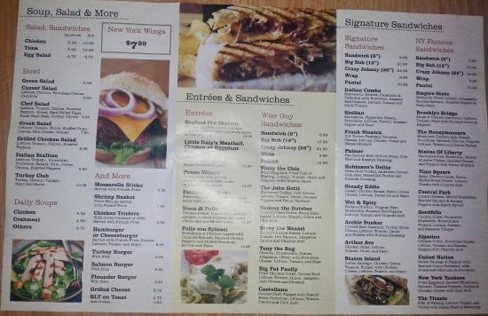 Brandywine, Мэриленд: Amazing menu offerings