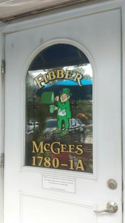 Fibber McGees: Great little place.