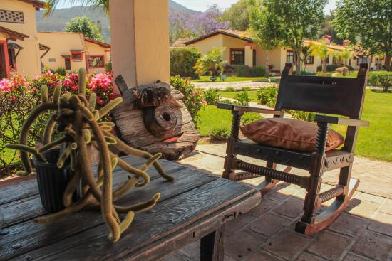 Hotel Rancho La Esmeralda: Respira tranquilidad