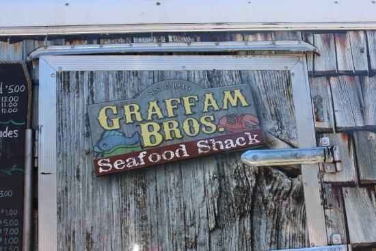 Rockport, Maine: Graffam Bros Seafood Shack