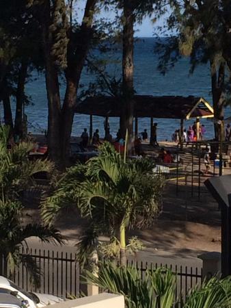 Ela Beach Hotel: Ocean View