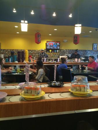 Photo0 Jpg Picture Of Sushi Station Revolving Sushi Bar Phoenix Tripadvisor Places such as sushi station revolving sushi bar attract travelers to phoenix (az). photo0 jpg picture of sushi station