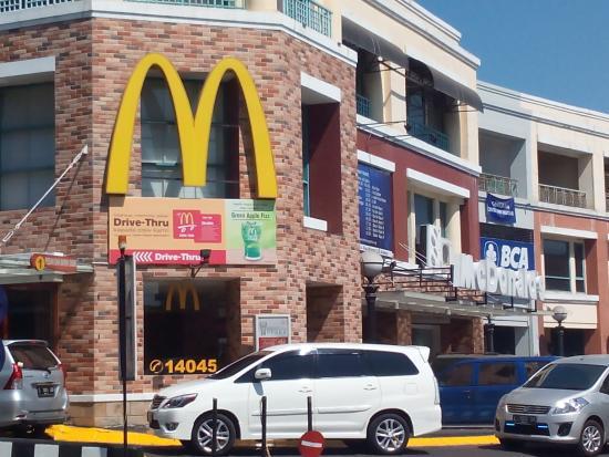 McDonald's Mulyosari : Menu