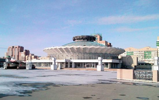 Chelyabinsk State Circus