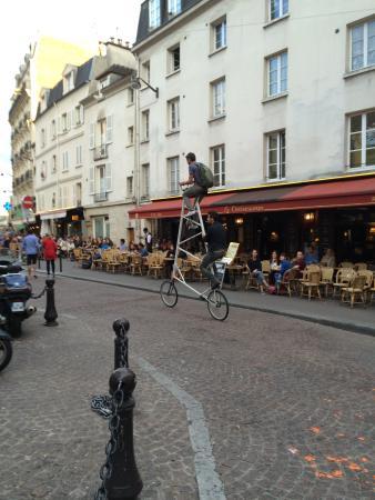 LA CONTRESCARPE: Silly Bike