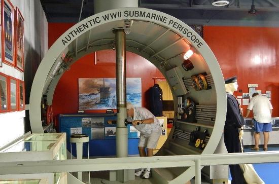 Eldred World War II Museum: Periscope