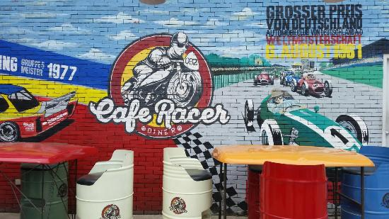 Cafe Racer Cebu Menu