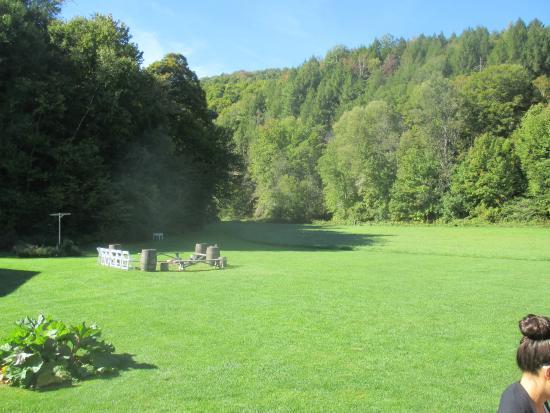 Lareau Farm  Inn: Lareau Farm