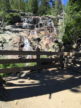 South Lake Tahoe, Kaliforniya: Eagle Falls