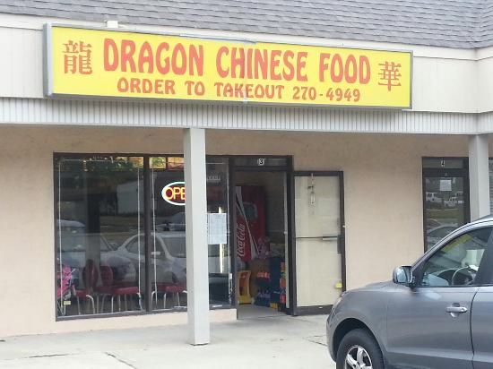 Dragon Chinese Kitchen, Toms River