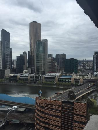 Window View - Aura on Flinders Serviced Apartments Photo