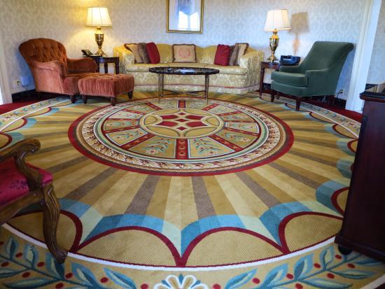 The Willard Hotel Rooms