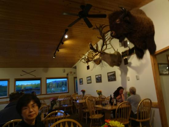 Healy, Αλάσκα: 店内