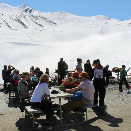 Mount Dobson Ski Area : New Zealand ski school Mt Dobson