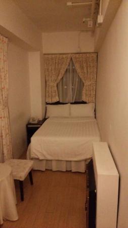Bridal Tea House Hotel (Tai Kok Tsui - Li Tak Street): ホテルの部屋(3階)