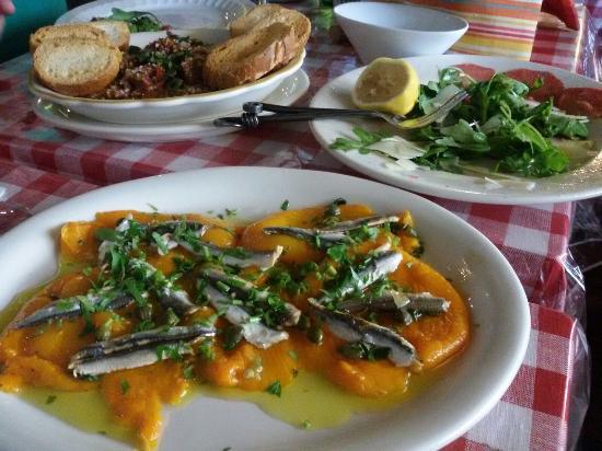 Photo of Italian Restaurant Sole di Capri at 165 Church St., NYC, NY 10007, United States