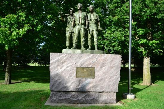 Arcadia, WI: Vietnam Memorial