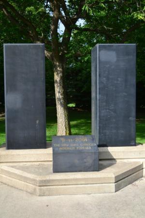 Arcadia, WI: World Trade Center Memorial