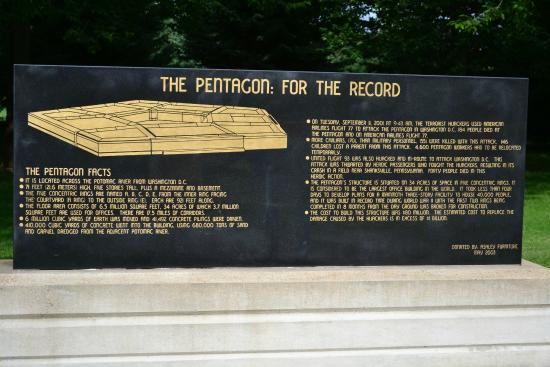 Arcadia, WI: Remembering those at the Pentagon