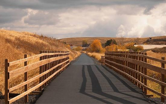 Bill Chipman Palouse Trail
