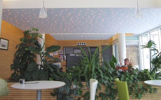 Saint-Pierre: Hotel Jacques Cartier Hotel Lobby