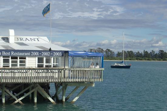 Tahuna Beach Kiwi Holiday Park and Motel: Nelson Haven
