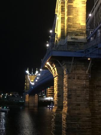 Riverwalk: bridge