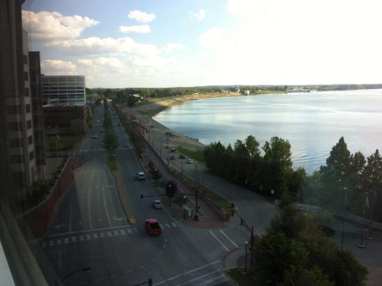 Ohio River As Viewed From Our Room Picture Of Tropicana