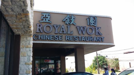 Royal Wok Chinese Restaurant