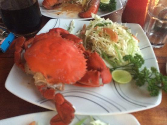 Cool Spot: Crab