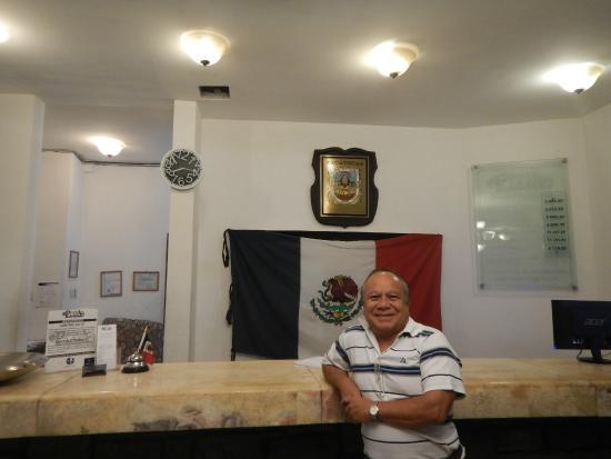 Hotel Plaza Zacatecas: En la Administración de el Hotel