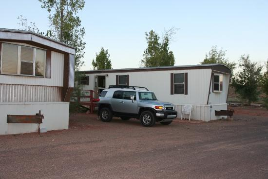 Halls Crossing, UT : Home for a night