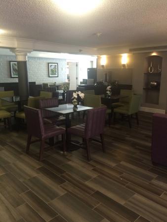 La Quinta Inn Ventura: lobby
