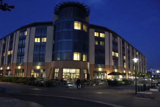 Radisson Blu Waterfront Hotel Jersey St Helier