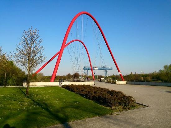 Nordsternpark: 公園