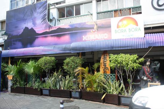 Bora Bora Lounge
