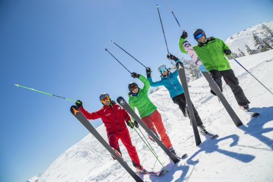 Skikurs für erwachsene bei fun pro in flachau picture of fun
