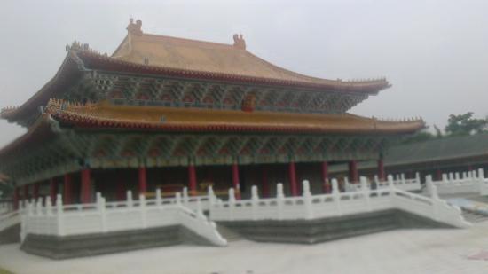Confucius Temple: 外観